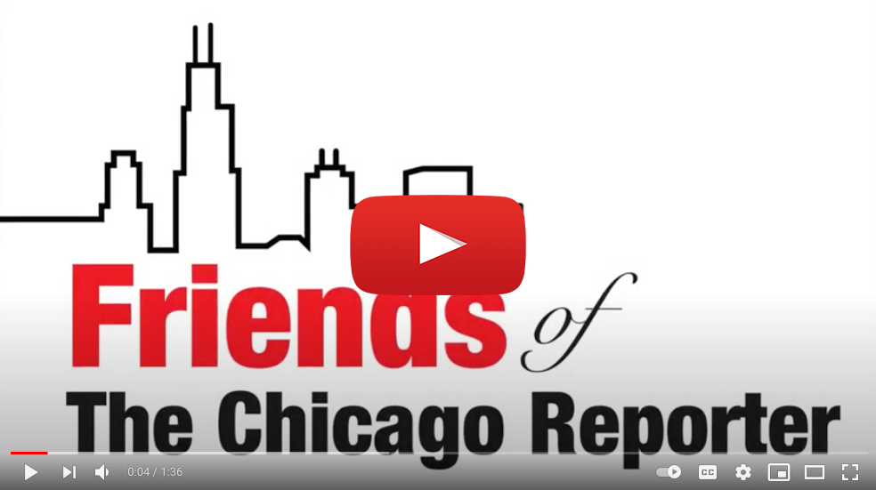 Friends of The Chicago Reporter Trailer Video